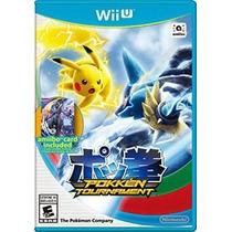 Pokken Tournament Wiiu ( 3/18) Y Pro Pad
