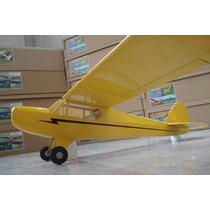 Avión Aeromodelismo Piper Cub J3 Env.1,82m Arf
