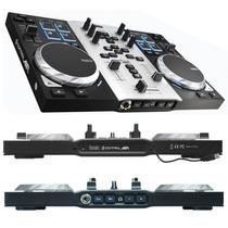 Consola Hercules Dj Control Air S Controlador + Placa Mixer