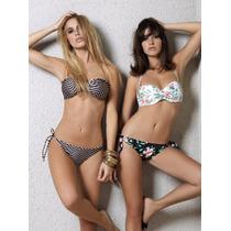 Malla Bikini Sweet Lady 712-13 Strapless Talle 2 Oferta