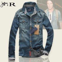 Jaqueta Camisa Jeans By David Beckham Scotch & Soda