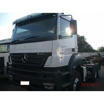 Mb 3344 6x4 Cavalo Mecânico Traçado Premium Semi Novo,n/10