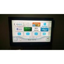 Nintendo Wii Destravado Usado Com Hd Externo 1 Controle