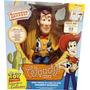 Boneco Woody Réplica Toy Story Colecionador Fala Português