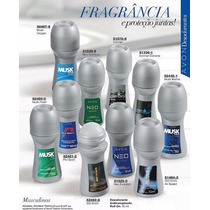 Desodorante Roll-on Masculino E Feminino Avon Kit Com 10