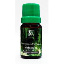 Óleo Essencial De Melaleuca 100% Puro (10ml) - Sucesso A
