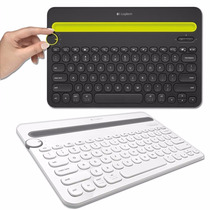 Teclado Logitech Bluetooth K480 Tablet Celular Mac Android