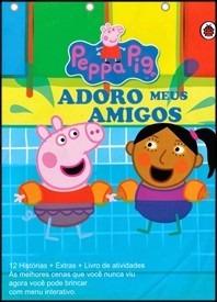 dvd filme peppa pig: adoro meus amigos dublado