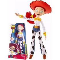 Boneca Jessie Articulada - Toy Story 3 - Mattel