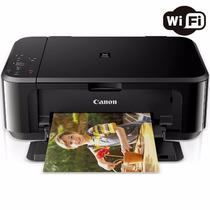 Impressora Multifuncional Wireless Mg3610 Canon C/ Cartucho