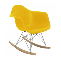 Cadeira Charles Eames De Balanço Rar - Varias Cores