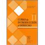 Libro Introducción Al Derecho Luis María Olaso Tomo I Y Ii