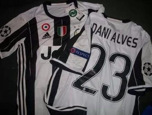 Camiseta Juventus 2017