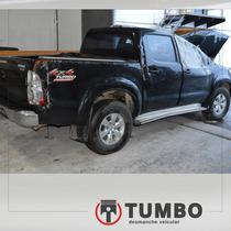 Toyota Hilux Cd 4x4 Srv 171cv - Sucata Para Retirar Peças