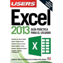 Libro Ebook Guia Practica De Excel 2013