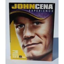 3 Discos Dvd Wwe The John Cena Experience Paquete De Lujo