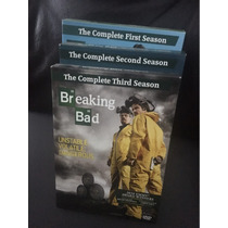 Breaking Bad Temp 1-3 En Dvd