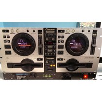 Pioneer Cmx 5000 Cdj Dj Cd Player Twin Deck