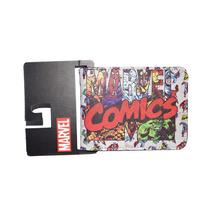 Billetera Marvel Comics Hombre Nueva Bioworld Importado