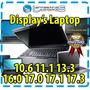 Pantalla Display 10.6 11.1 13.3 15.6 16.0 17.0 17.1 17.3