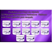 Revender Cosméticos Matizador Platinum 12 Produtos Atacado