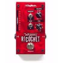 Pedal Digitech Whammy Ricochet Pitch Shifter - Lançamento!