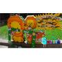 Piñata Entamborada Bienvenido Cotillones Marco Combo 1