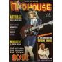 Madhouse No.28 - Portada: Ac/dc - Poster: Rob Halford