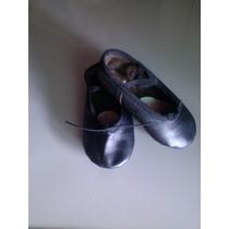 Zapatillas De Danza Nro 25. Color Negro. Excelente Calidad
