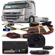 Alarme Para Caminhão Volvo Fh 24 Volts Positron Cyber Tx 290