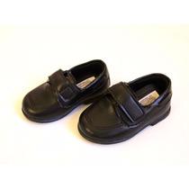 Sapato Sapatinho Social Masculino Para Bebê - Cor Preto