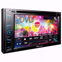 Dvd Automotivo Pioneer Bluetooth 2din Multimidia Avh-288bt