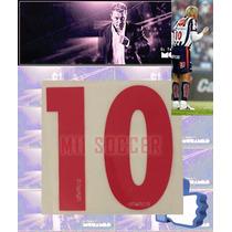 Estampado Rayados Local 2005-2006. #10 Material Vinil