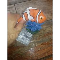 Adorno Para Pecera Nemo Original Disney Penn Plax
