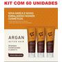 Kit Com 60 Produtos Ouro Argan Fashion Manutenção - Revenda