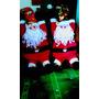 Muñecos Navideños Para Espaldar De Sillas