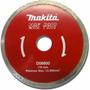 Disco Diamantado Liso P/ Serra Marmore 110mm Makita D08800