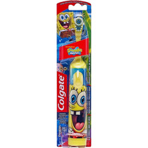 Escova De Dentes Elétrica Infantil Colgate Bob Esponja