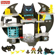 Batcaverna - Dc Super Friends Imaginext