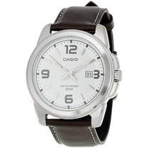 Reloj Casio Mtp-1314l-7a Marrón