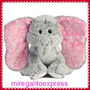 Peluche Lots Of Love Elephant Marca Aurora
