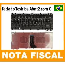 Teclado Toshiba Satellite U400 U405 A600 M800 U500 U505 Ç
