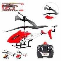 Helicoptero Controle Remoto Hawk 3 Canais Giratorio Luz Lith