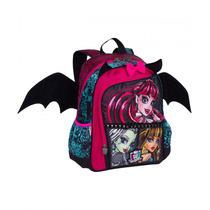 Mochila Grande Monster High 16z - 064193
