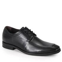 Sapato Social Masculino Democrata Platinum - Preto