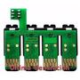Chip Para Sistema Continuo T22 Tx120 Tx130 Cartuchos 132/133