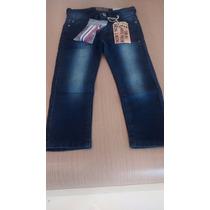 Calça Jeans Tigor T. Tigre Com Cinto. Tamanho: 1,2,3
