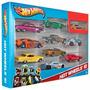 Carros Hot Wheels Set De 10 Nuevos Original De Mattel