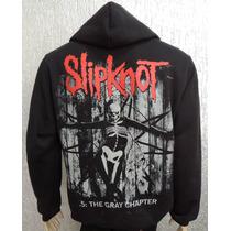 Moletom / Blusa Slipknot - .5: The Gray Chapter - C/ Capuz