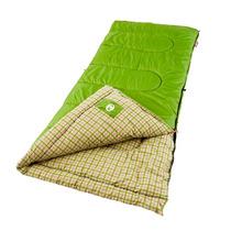 Bolsa De Dormir Green Valley Verde Climas Frios Coleman